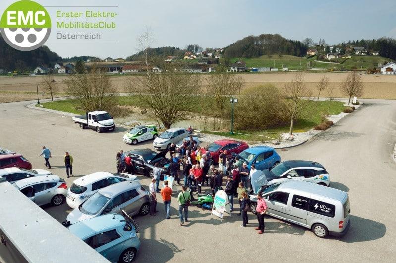 16. EMC Stammtisch in Baumgartenberg/OÖ mit gleich mehreren Premieren