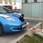 Kreisel Electric stellt 22 kW On-Board-Ladegerät für Nissan Leaf und e-NV200 vor | leaf 22kwLader