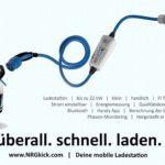 22KW NRGkick kaufen und GRATIS Adapter (32A -> 16A) erhalten | Flyer NRGkick