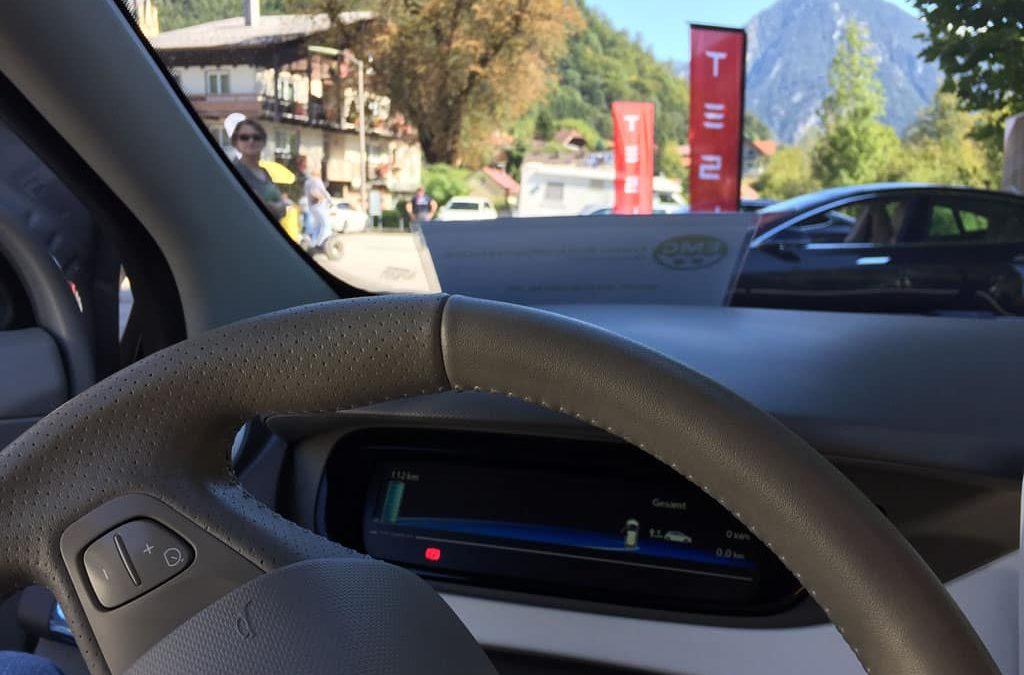 Das war die 4. Phyrn-Priel e-Rallye