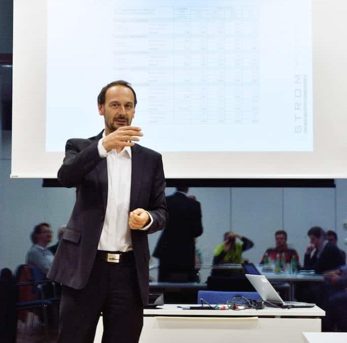 Der Experten-Workshop bei der Linz-AG – Elektromobilität aus der Sicht der Erzeuger