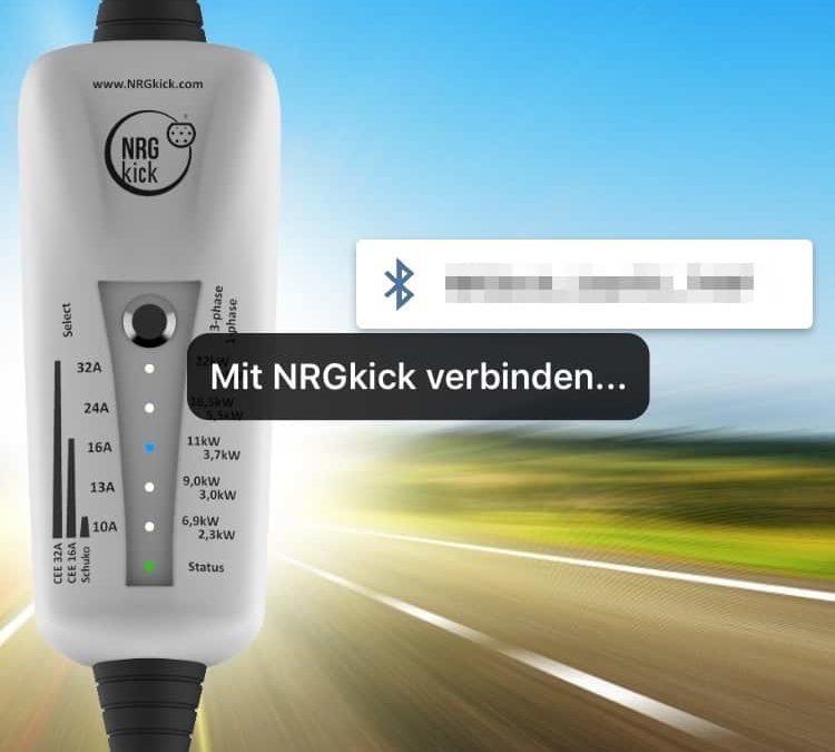 Erfahrungsbericht: NRGKick-App für iOS (EXKLUSIV-PREVIEW des EMC)