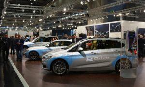 BMW E-Drive auf der Viella Auto Motorshow 2016
