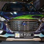 Hyundai FCEV auf der Viella Auto Motorshow 2016