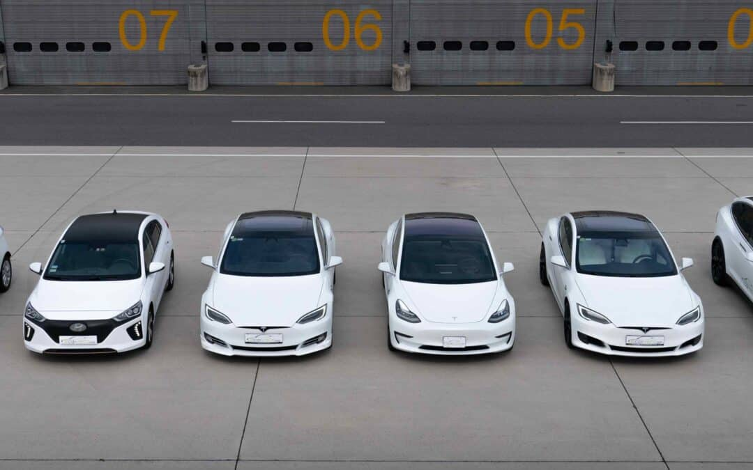 ecar-rent: Miete von Elektroautos wie Tesla und weiterer Marken
