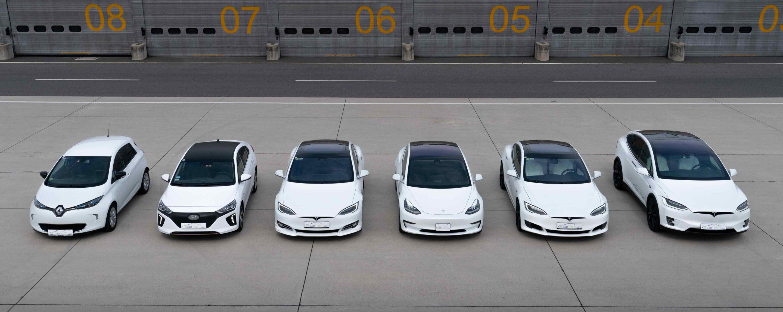 ecar-rent: Miete von Elektroautos wie Tesla und weiterer Marken » unsere elektrofahrzeuge 2018