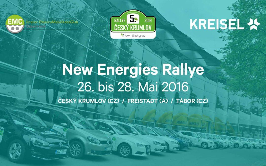 NEW ENERGIES Freistadt – RALLYE ČESKÝ KRUMLOV 2016