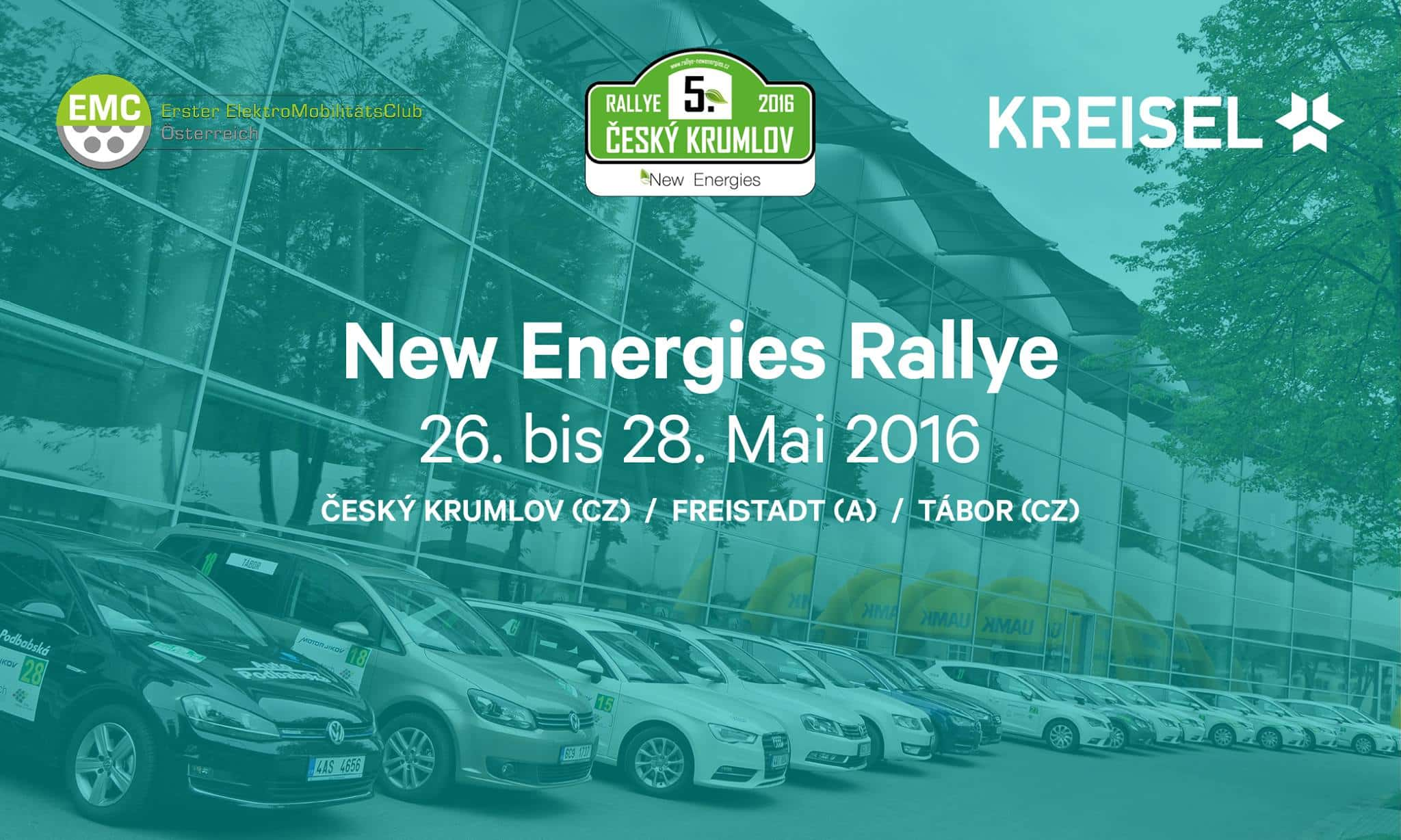 NEW ENERGIES Freistadt - RALLYE ČESKÝ KRUMLOV 2016 » new energy