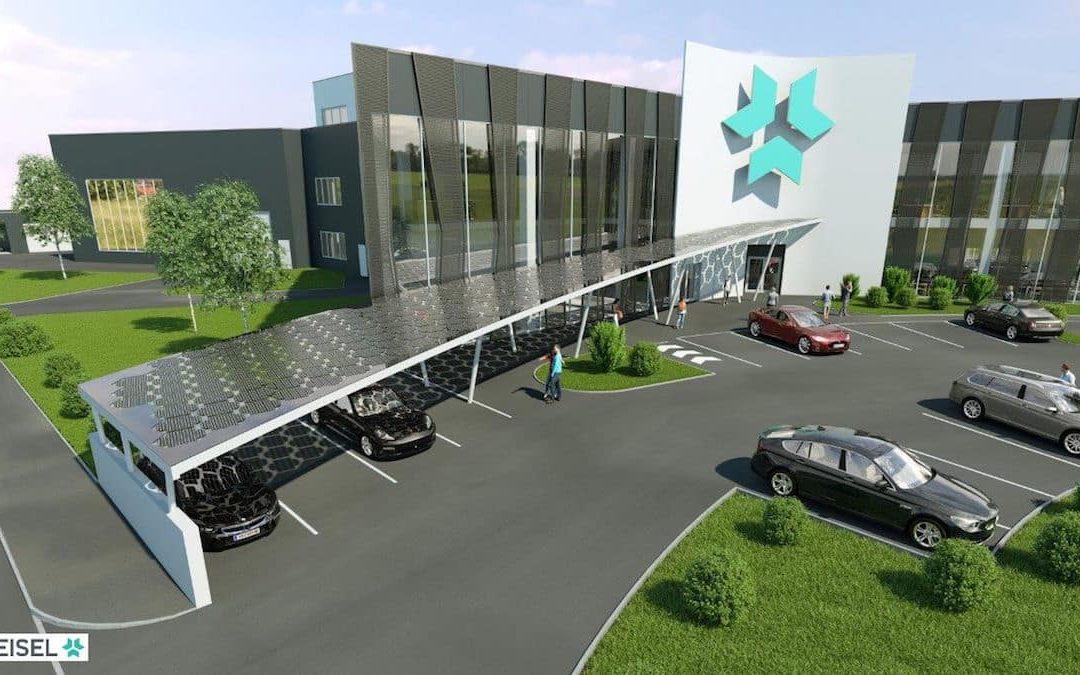 Kreisel Electric baut eigene Batterie-Fabrik in Oberösterreich, um Volumenproduktion auszubauen