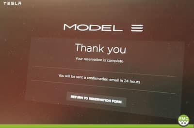 Marktforschungsumfrage unter Vorreservierern des Tesla Model 3 – Update: Frist abgelaufen