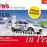 1. E-Mobilitätstag in Perg » A5 Einladung E Mobilitätstag 2016 WEB 1