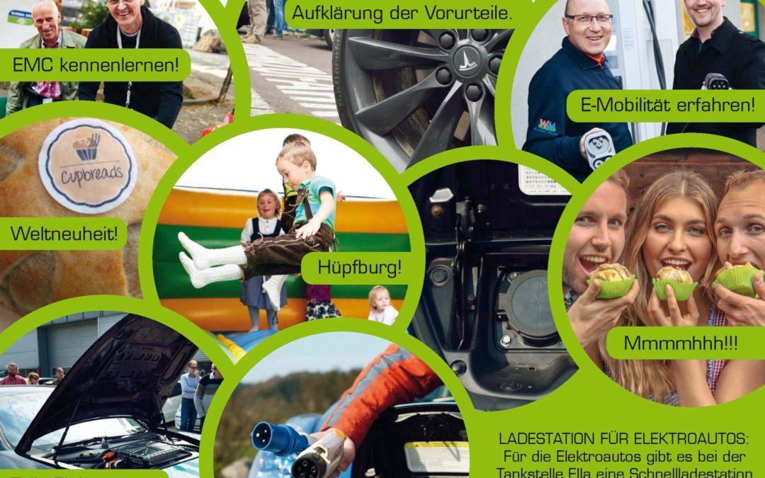 Jahresrückblick des EMC Österreich 2016