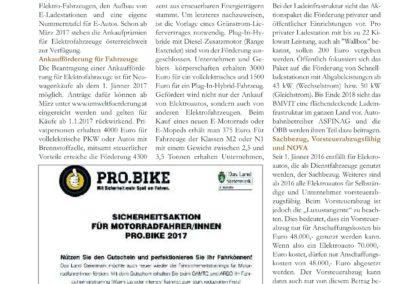 Pressespiegel » Bürgermeister Zeitung Gem. Admont