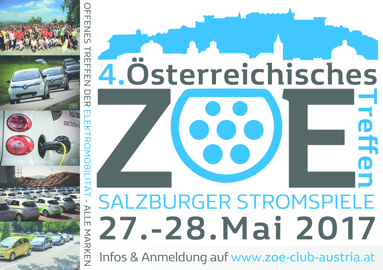 "Elektroauto Treffen ""Salzburger Stromspiele"" » Flyer2017 ZoeTreffenStromspiele"