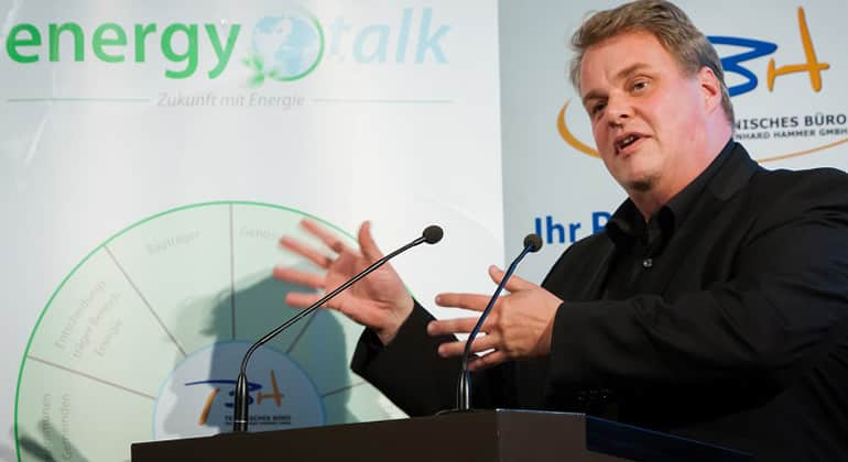 Zukunft der Mobilität - Lars Thomsen » LarsThomsen energytalk