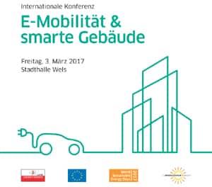 "Internationale Konferenz ""E-Mobilität & smarte Gebäude"""
