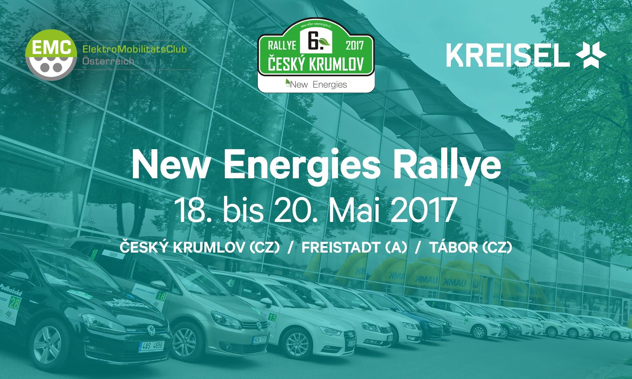 NEW ENERGIES Freistadt - RALLYE ČESKÝ KRUMLOV 2017 » New Energies Rallye 2017 v01