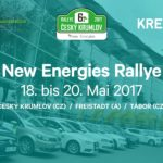 NEW ENERGIES Freistadt - RALLYE ČESKÝ KRUMLOV 2017 » New Energies Rallye 2017 v01
