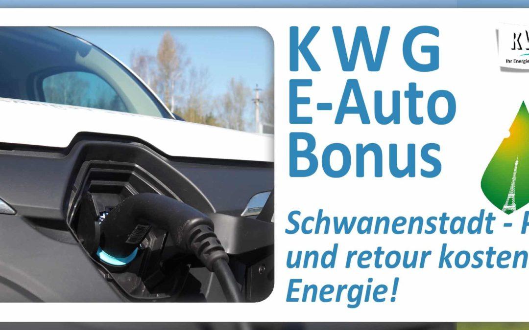 Schwanenstadt – Paris und retour, mit kostenloser Energie!