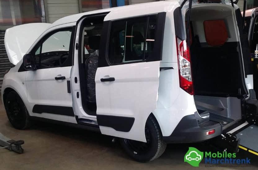Mobiles Marchtrenk – Rohllstuhlgerechtes E-CarSharing
