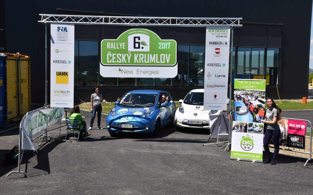 NEW ENERGIES RALLYE – Cesky Krumlov