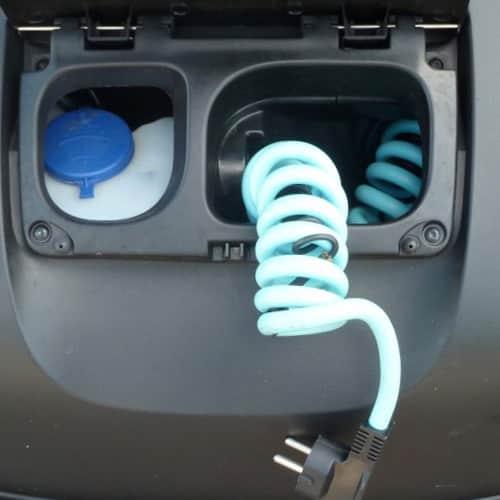 Elektroauto Anschlusstypen » schuko
