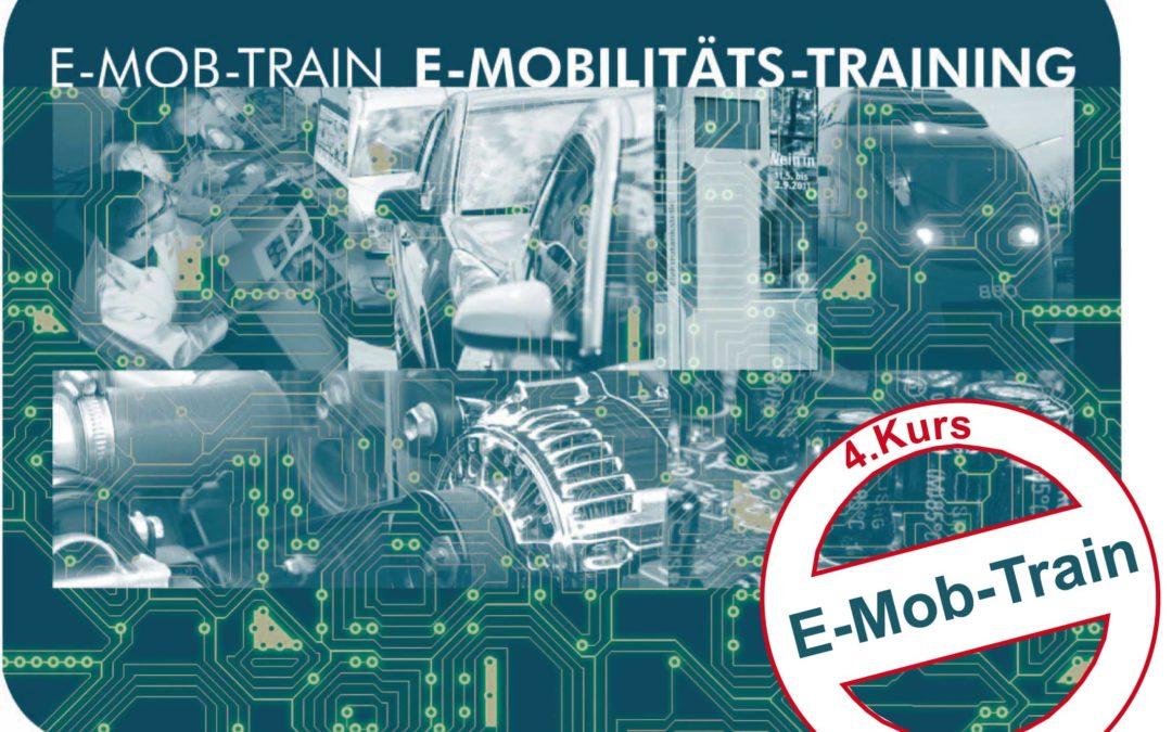 Weiterbildung – E-Mob-Train