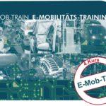 Weiterbildung - E-Mob-Train » E Mob TrainIV Banner mit Stempel