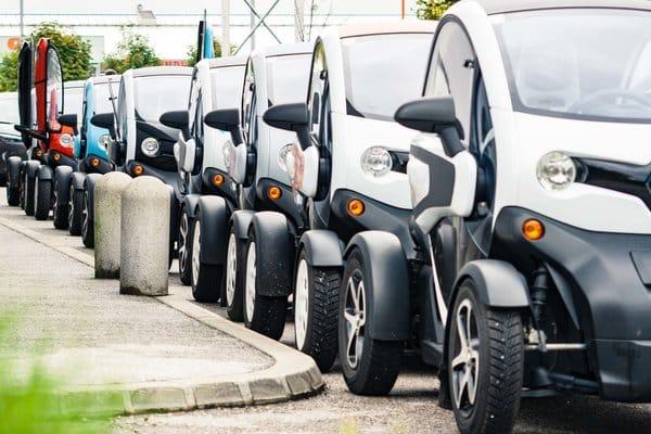 Twizy – E-Mobilitätstreffen 2018