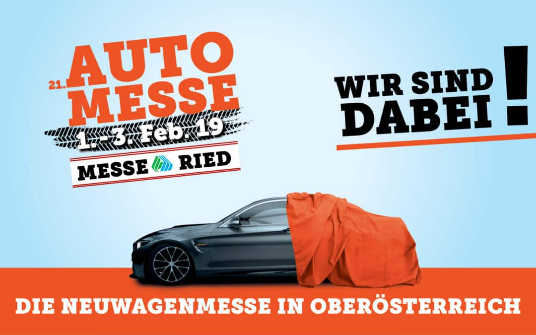 Automesse Ried