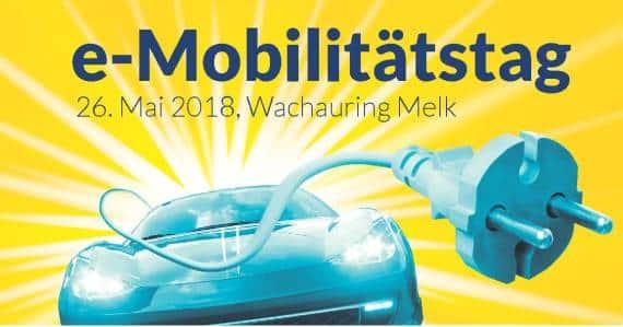 Elektroauto Testtag - Europas größtes E-Mobilitäts Event » sujet emob2018 web
