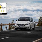 Nissan Leaf - ***** Sterne Euro NCAP Crashtest » 426226265 Nissan Leaf   f nf Sterne im Euro NCAP Crashtest