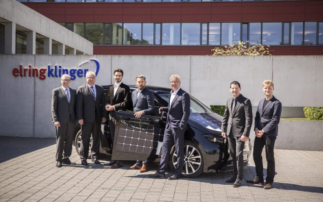 Sono Motors vergibt Batterie-Großauftrag an deutschen Automobilzulieferer ElringKlinger