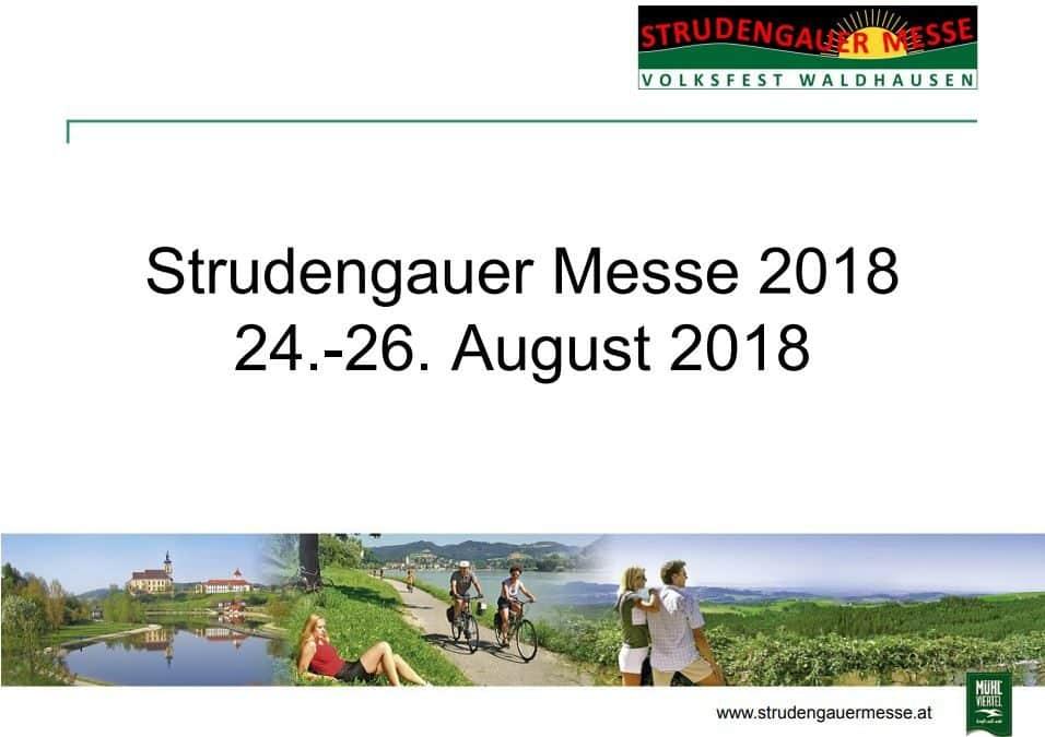 Strudengauer Messe
