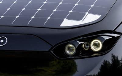 Sono Motors stattet Solarauto Sion mit neuer LED-Scheinwerfer-Technologie aus!