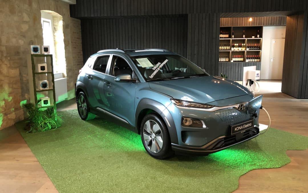 Hyundai gibt Preise und Ausstattung des Kona Elektro für Österreich bekannt!