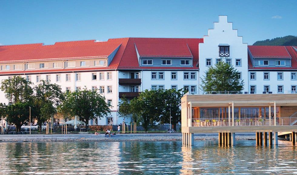 E-Mobility – Kompetenztreffen VORARLBERG August » Seehotel Am Kaiserstrand Aussenansicht gallery