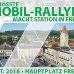 WAVE Trophy 2018 - Elektromobilitäts-Rallye kommt nach Freistadt » Freistadt Wave Bild