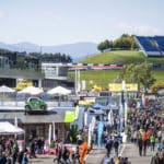 E-MOBILITY PLAY DAYS 2018 LOCKTEN 39.500 BESUCHER AN! » E Mobility Play Days 2018 © Philip Platzer Red Bull Content Pool