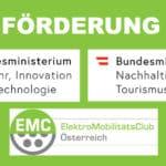 BMNT & BMVIT legen Förderpaket für E-Mobilität neu auf! » BMVIT BMNT EMC Förderung