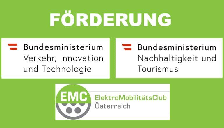 BMNT & BMVIT legen Förderpaket für E-Mobilität neu auf!
