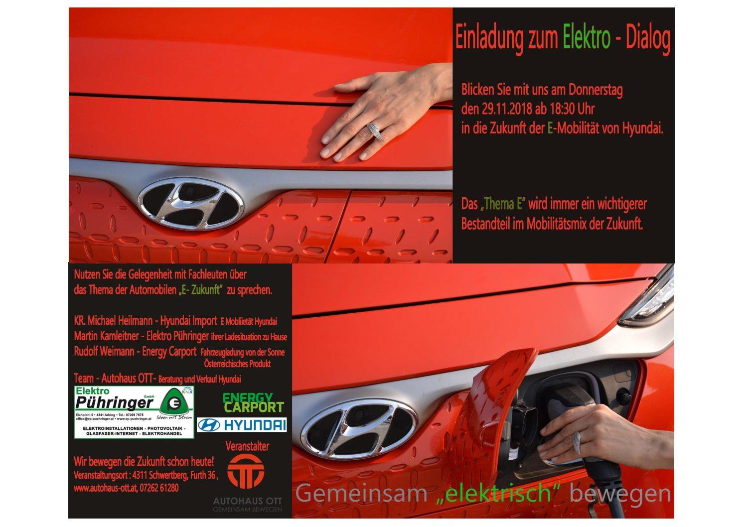 Elektro - DIALOG » Einladung E Dialog Email pdf
