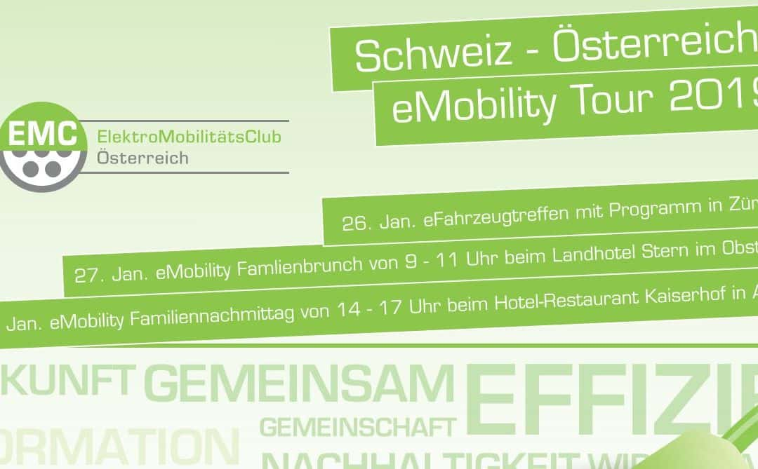 eMobility Wochenende