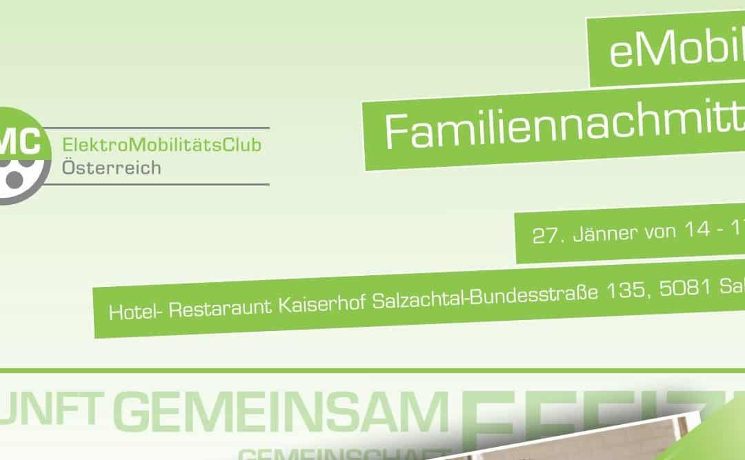 eMobility – Familiennnachmittag