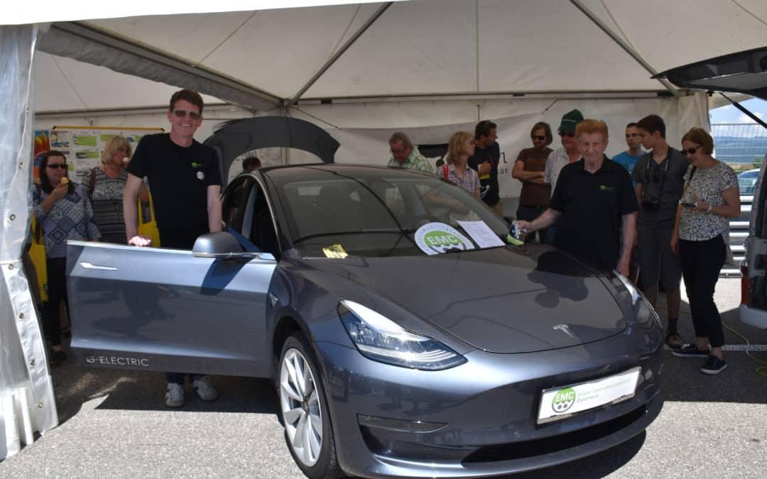 Tesla Model 3 Auslieferungsstart in Europa