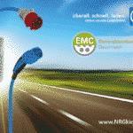 Livestream PV-Ladung von E-Autos mit NRGkick » 20190116 EMC Partnerschaft 01