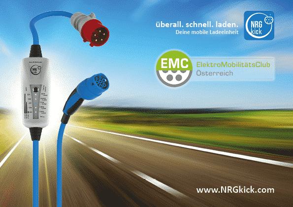 NEUER EMC Partner – NRGkick