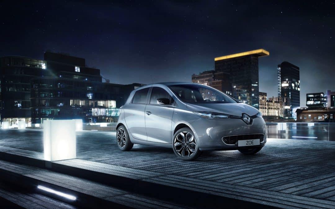 Renault ZOE mit neuer Sonderedition LUNA
