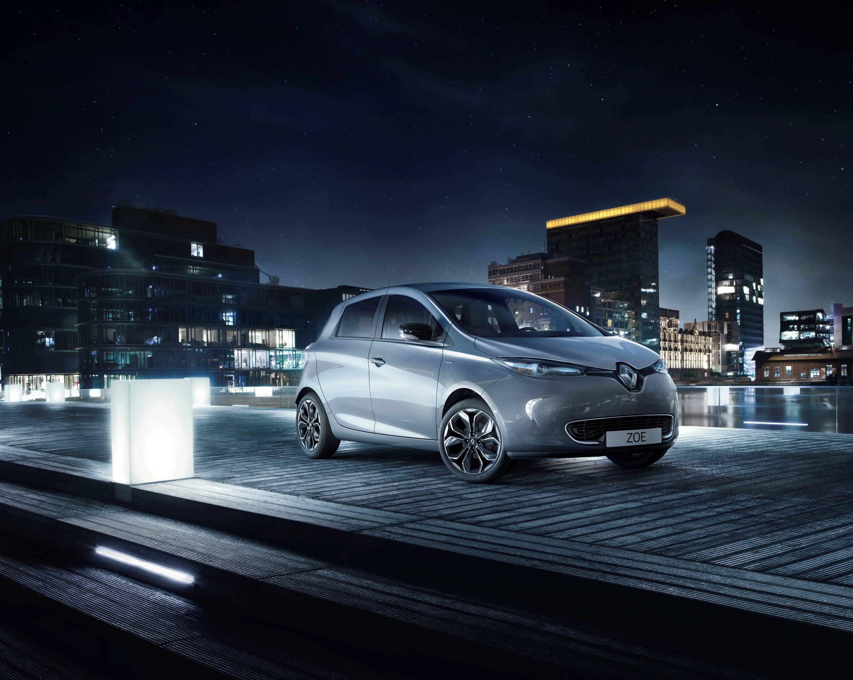 Renault ZOE mit neuer Sonderedition LUNA » 20351 21216710 2018   Renault ZOE   ICONIC Limited Edition
