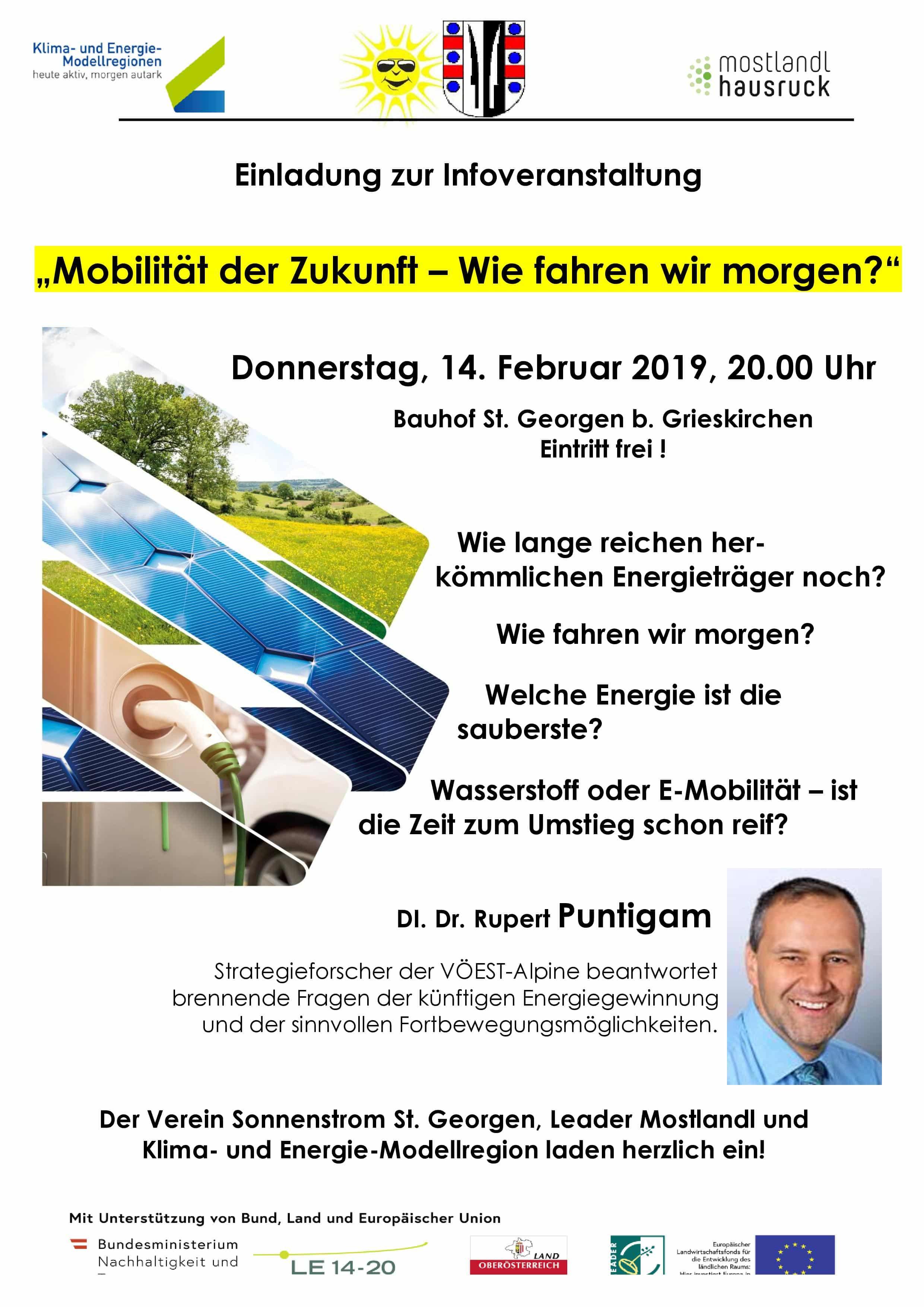 Mobilität der Zukunft – Wie fahren wir morgen? » Einladung zur Infoveranstaltung JPG